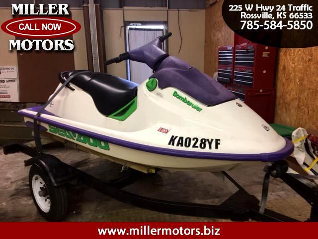 1996 Seadoo Jet Boat