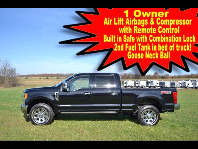 2017 Ford F-250 SD DIESEL KING RANCH CREW CAB 4WD