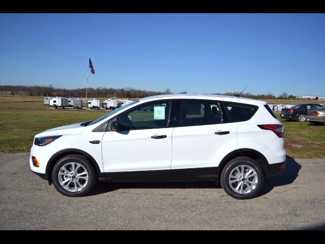 2018 Ford ESCAPE S S