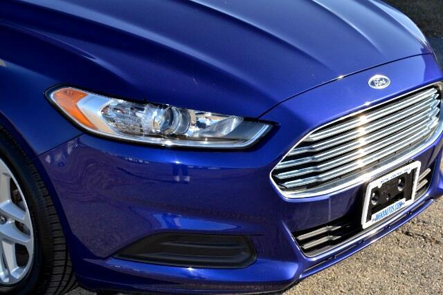 2015 Ford Fusion SE