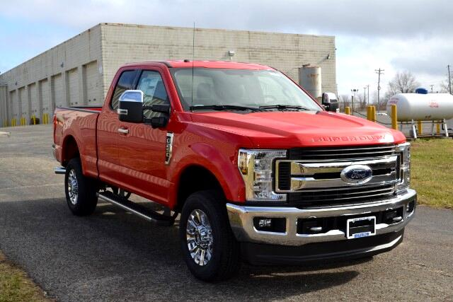 2018 Ford F-250 SD XLT SuperCab Long Bed 4WD