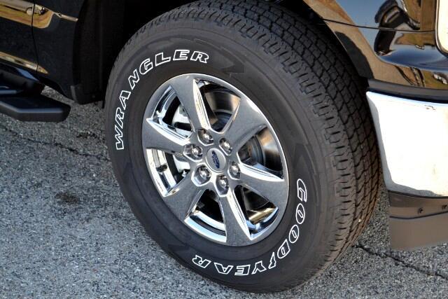 2018 Ford F-150 XLT SuperCab 4WD