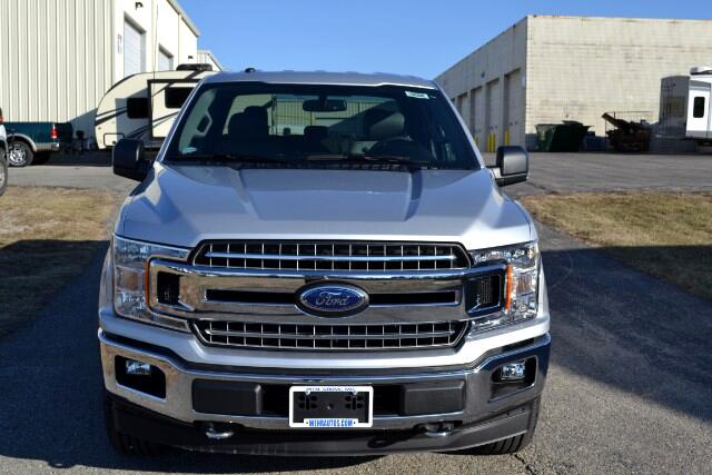 2018 Ford F-150 XLT 4WD SUPERCAB