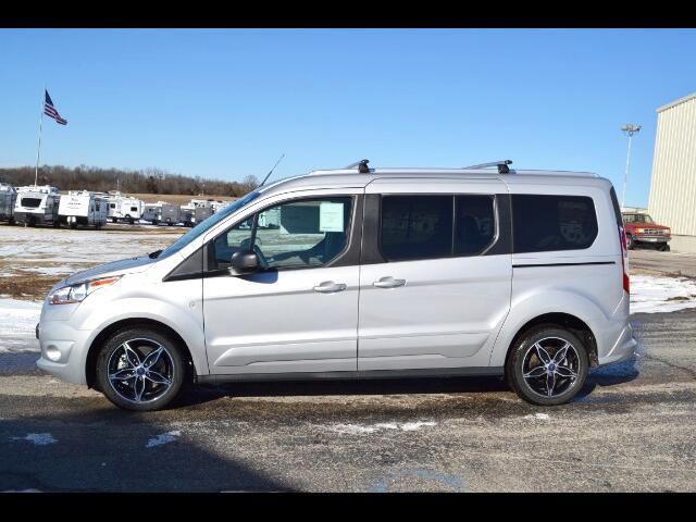 2018 Ford Transit Connect Wagon XLT LWB w/Rear 180 Degree Door