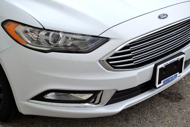 2018 Ford FUSION SE SE