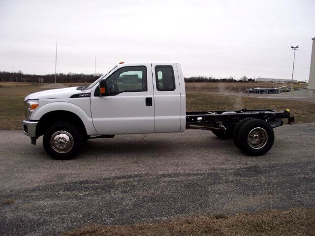 2016 Ford F-350 SD XL 4WD DRW