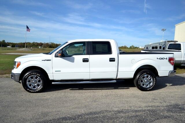 2013 Ford F-150 XLT  4WD