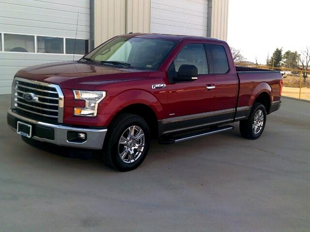 2015 Ford F-150 XLT 2WD