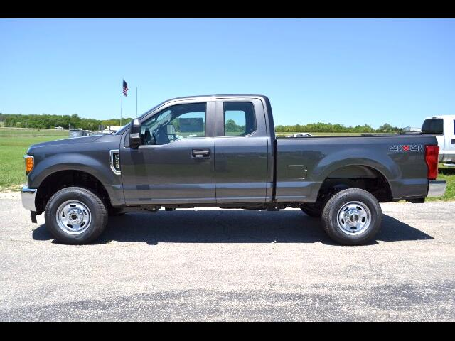 2017 Ford F-250 SD XL Super Crew 4WD