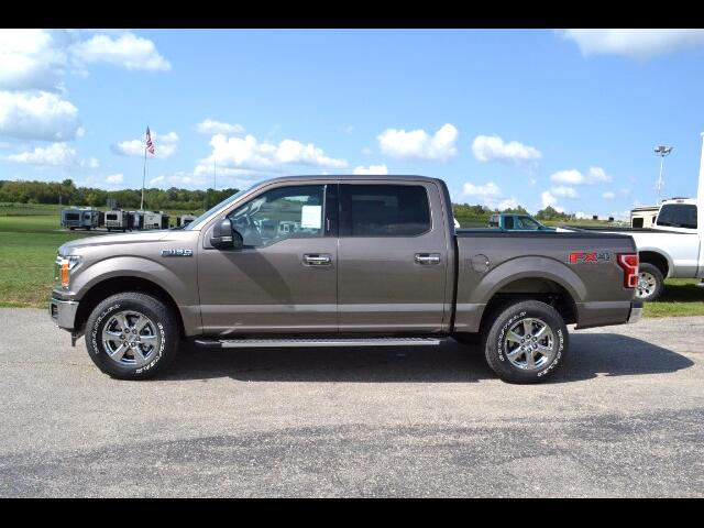 2018 Ford F-150 FX4 4WD