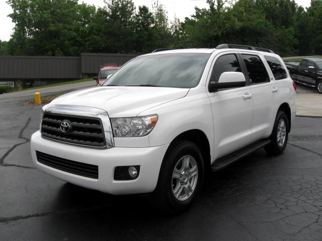 2008 Toyota Sequoia