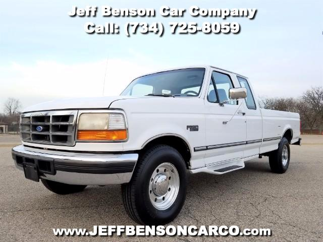 1997 Ford F-250 HD XLT SuperCab