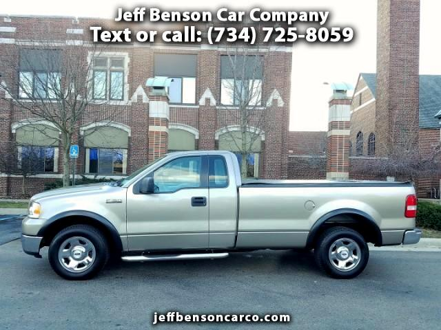 2005 Ford F-150 XLT 8-ft. Bed 2WD