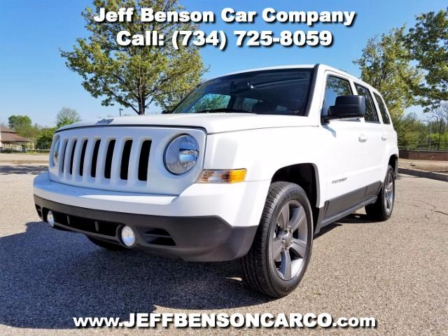 2015 Jeep Patriot High Altitude FWD
