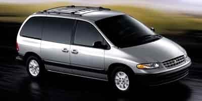 2000 Chrysler Grand Voyager SE
