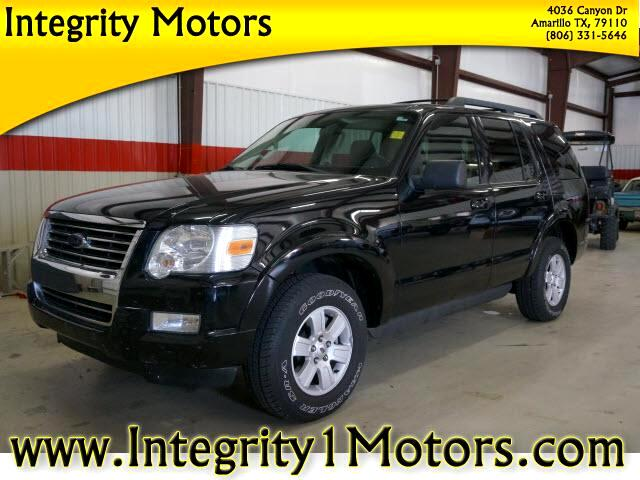 Used 2010 Ford Explorer For Sale In Amarillo Tx 79109