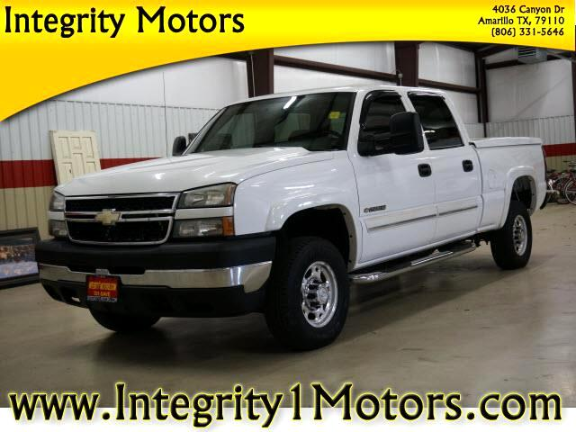 Used 2007 chevrolet silverado 2500hd classic for sale in for Integrity motors amarillo tx