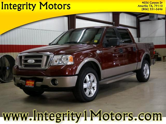 Used 2006 ford f 150 for sale in amarillo tx 79109 for Integrity motors amarillo tx