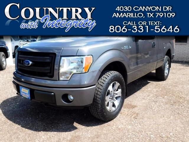 2013 Ford F-150 STX 6.5-ft. Bed 4WD