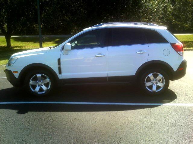 2012 Chevrolet Captiva Sport 1LS FWD