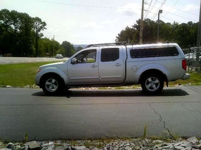 Used 2007 Nissan Frontier LE Crew Cab Long Bed 2WD for ...
