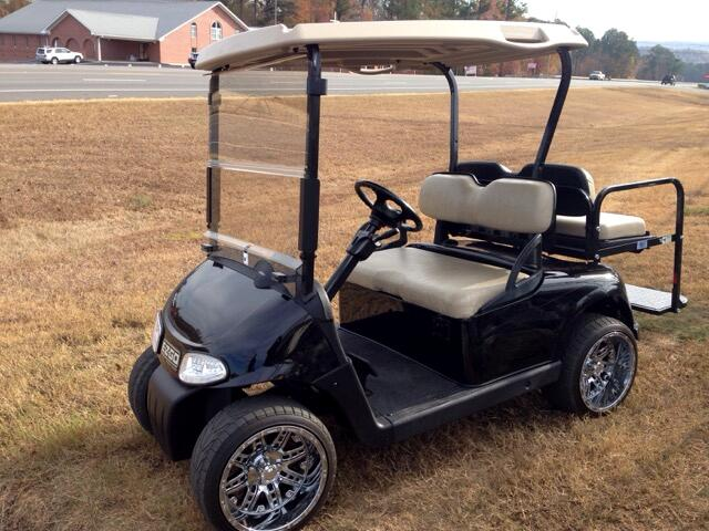 2013 EZ-GO Golf Cart Customized Shuttle Cart