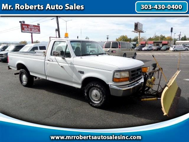 1995 Ford F-150 XL Reg. Cab Long Bed 4WD