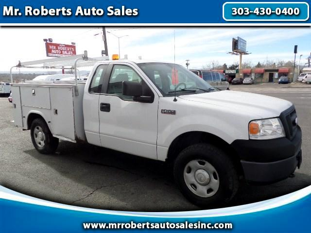 2007 Ford F-150 XL Reg. Cab Long Bed 4WD
