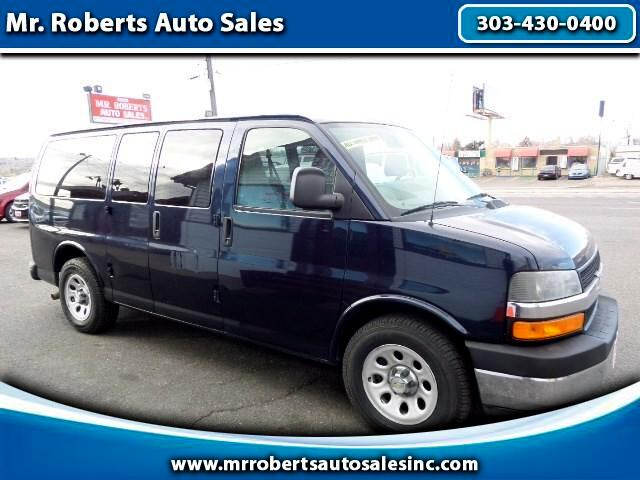 2010 Chevrolet Express LT 1500 AWD