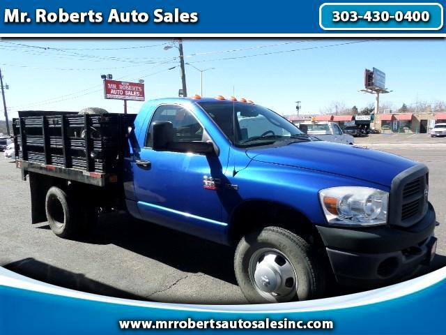 2009 Dodge Ram 3500 Regular Cab 4WD