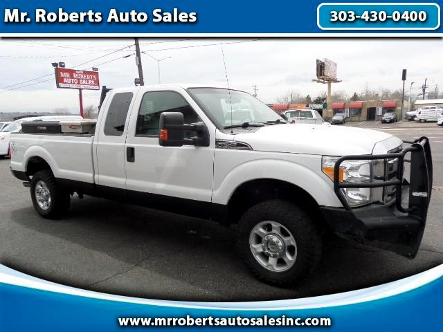 2013 Ford F-250 SD XLT SuperCab 4WD