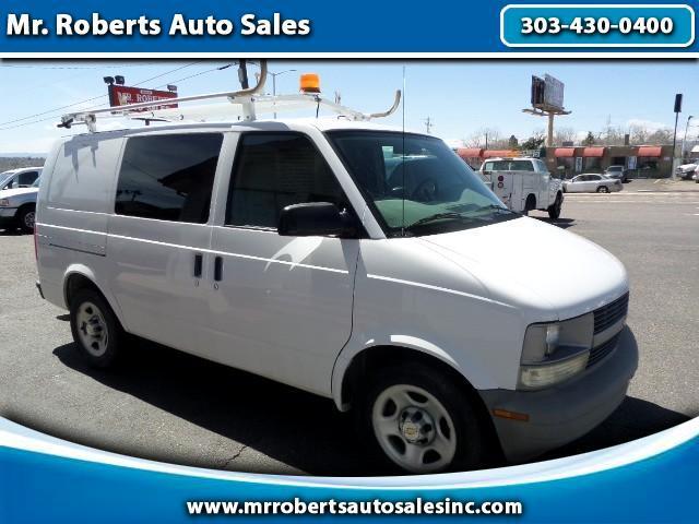 2005 Chevrolet Astro Cargo Van AWD