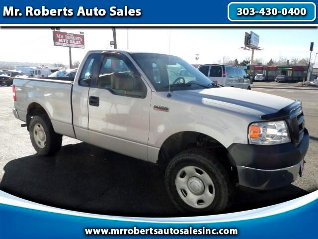 2006 Ford F-150 Base 4WD