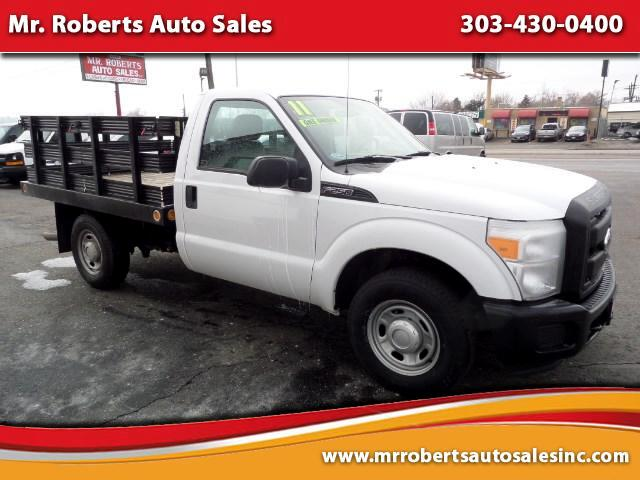 2011 Ford F-250 SD XL 2WD