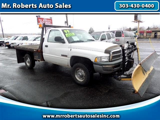 1999 Dodge Ram 2500 Reg. Cab Long Bed 4WD