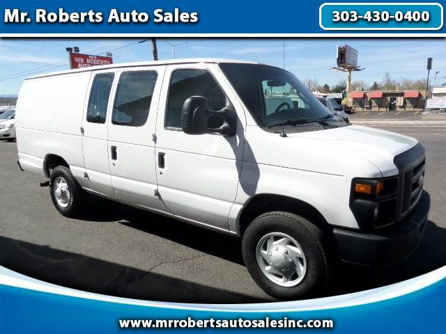 2008 Ford Econoline E350 Super Duty Extended