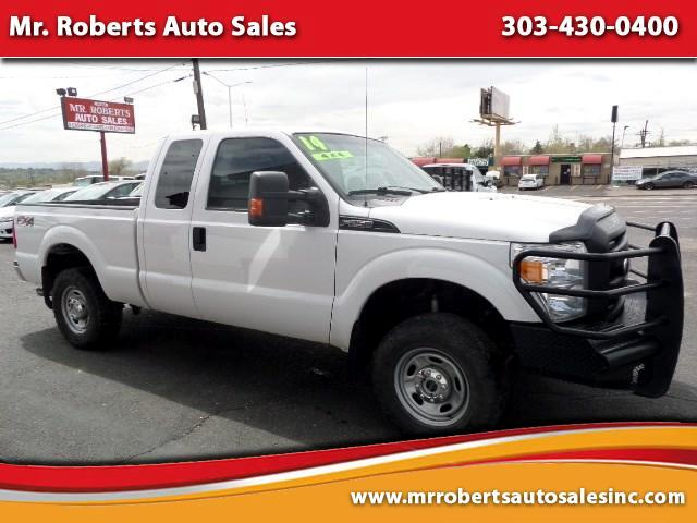 2014 Ford F-250 SD FX4 SuperCab 4WD