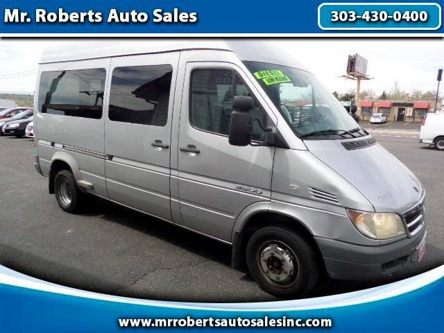 2005 Dodge Sprinter Van 3500 Super High Ceiling 140-in. WB