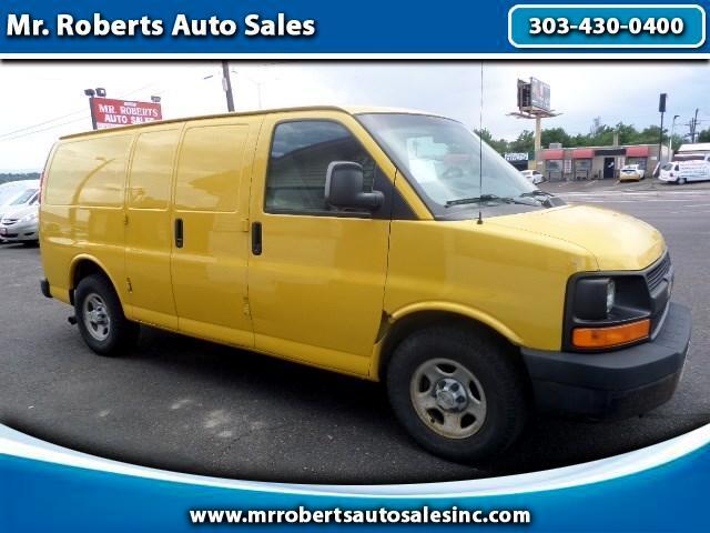 2006 Chevrolet Express 1500 AWD Cargo