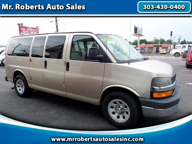 2009 Chevrolet Express LS 1500 AWD