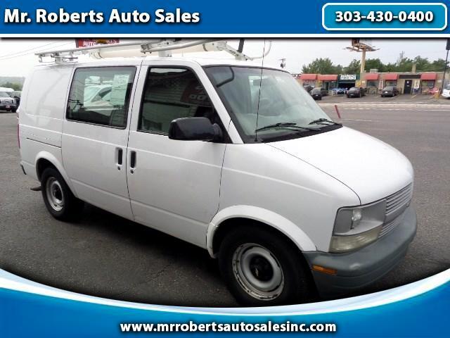 2000 Chevrolet Astro Cargo Van AWD