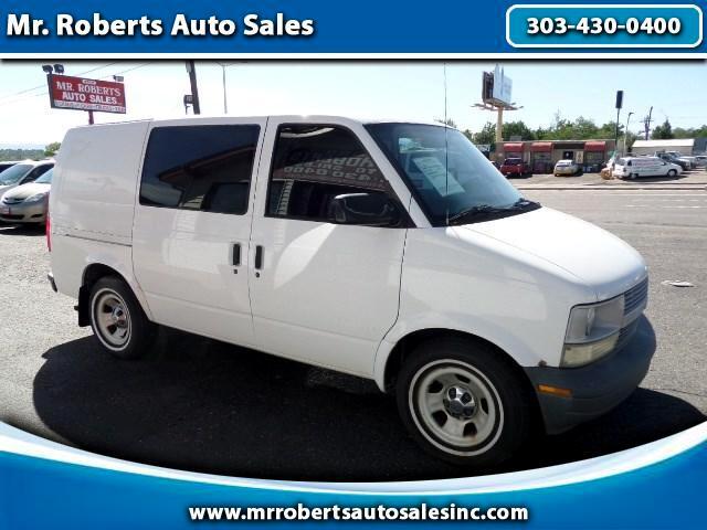 2001 Chevrolet Astro Cargo Van AWD