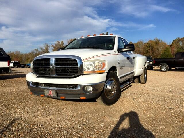 2006 Dodge Ram 3500 SLT Quad Cab Long Bed 2WD