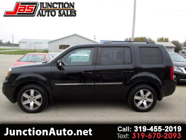 2015 Honda Pilot Touring 4WD 5-Spd AT with DVD