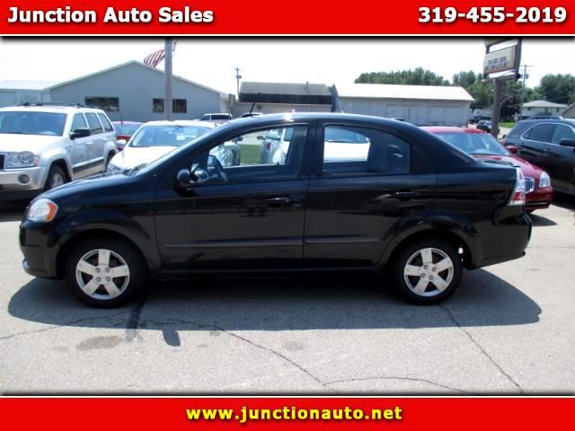 2010 Chevrolet Aveo 1LT 4-Door