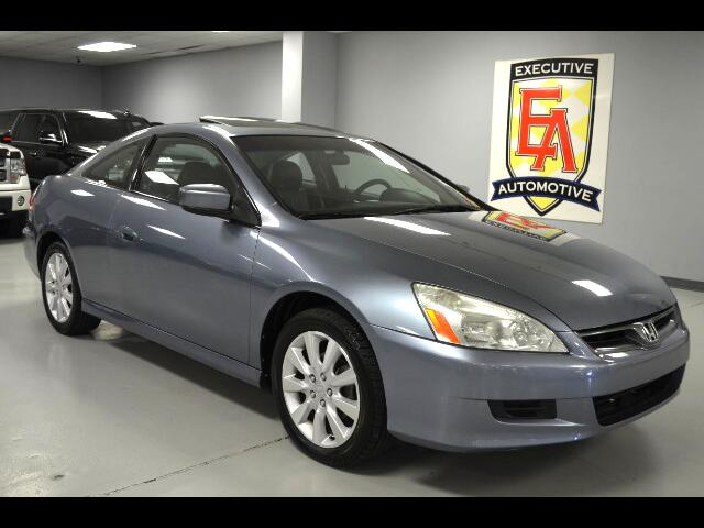 2006 Honda Accord EX V-6 Coupe AT w/ XM Radio