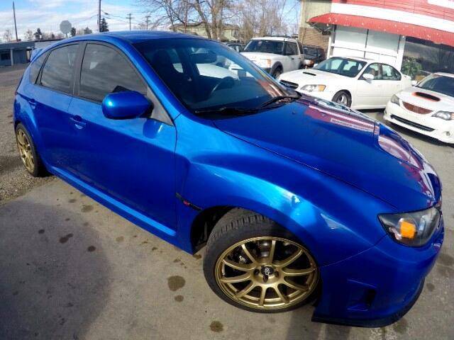 2010 Subaru Impreza WRX STI 5-door