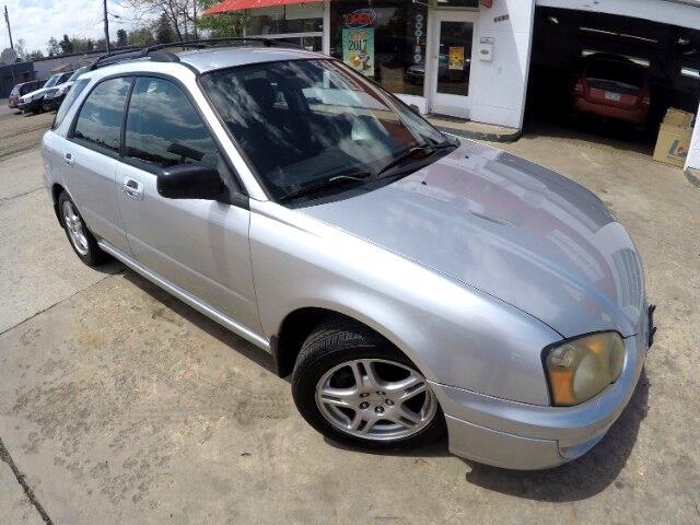 2005 Subaru Impreza Wagon 2.5 RS