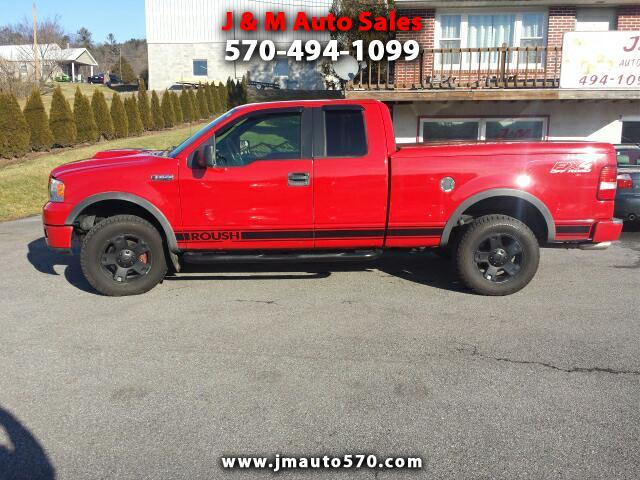 2005 Ford F-150 XLT SuperCab Short Bed 4WD