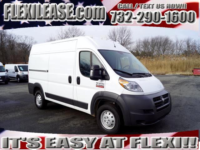 2017 RAM Promaster 2500 High Roof Tradesman 136-in. WB